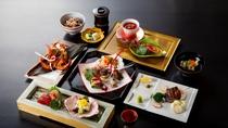 KAISEKI料理-婚礼の例