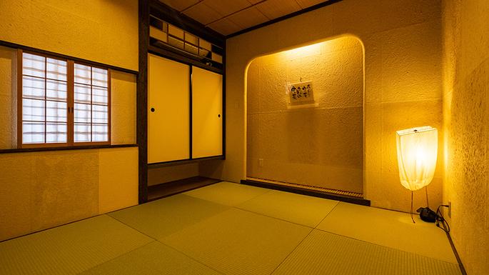 【離れの専用個室露天風呂付き】外輪山一望の「和室」46平米