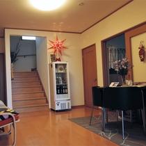 *玄関/自宅に帰ってきたようなほっとする空間です。