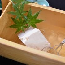 *ご朝食一例/土地の滋味を愉しむお料理が、朝の食卓を彩ります。