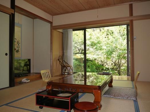 【日帰り】 お部屋+ちょっぴり贅沢会席料理+温泉入浴プラン♪ 風呂なし客室