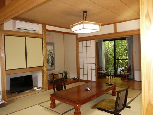 【日帰り】 お部屋+贅沢会席料理+温泉入浴プラン♪ 風呂付き客室