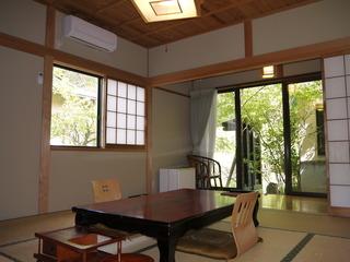 【日帰り】 お部屋+贅沢会席料理+温泉入浴プラン♪ 風呂なし客室