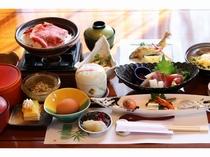 日帰りプラン お昼のお食事一例 贅沢会席料理 内容は日によって変わりますので、ご了承ください。