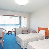 *【客室例】気兼ねなくご宿泊頂けるお部屋タイプです。