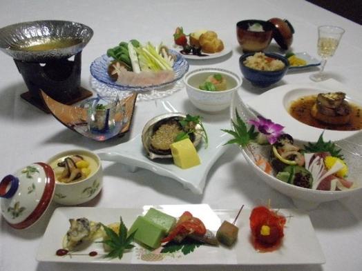 料理長おまかせプラン【現金特価】【禁煙】