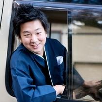 平日限定!新潟駅南口から無料送迎中♪(ほとんど)若旦那が迎えに行きます♪