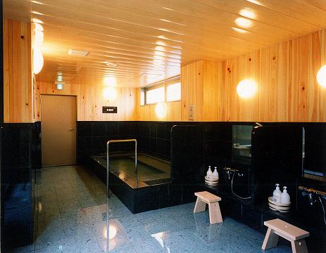 木の湯 水風呂
