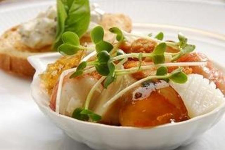 海鮮サラダU
