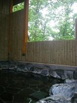たかつえ温泉・しらかばの湯 露天風呂