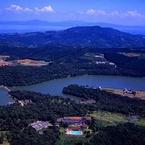 雲仙・天草国立公園内にある静かな山里でのんびり過ごそ♪