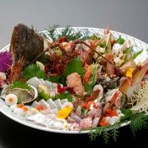 (一品料理)大漁盛り