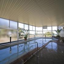 大浴場は温泉ではありませんが、雲仙山系の伏流水を使用しています。