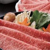 日本一を受賞した長崎和牛をすき焼きで!
