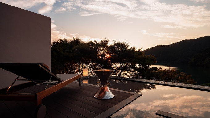 【露天風呂付客室】自家源泉露天風呂付客室に泊まる 〜Luxury Stay 極上の休日〜