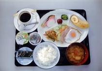 朝食例(手作り・日替わり)