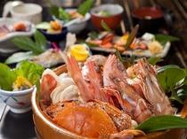 海鮮鍋(一例
