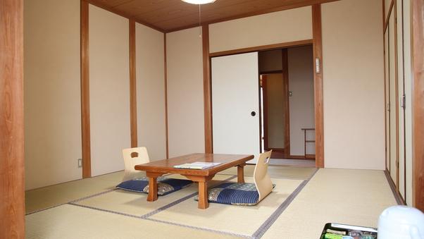 和室8畳【トイレ・洗面所付き】