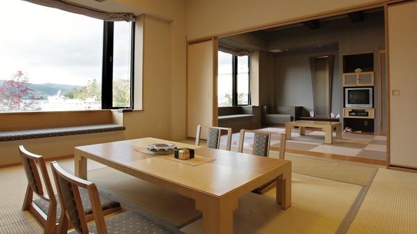 【湖側】グループ客室