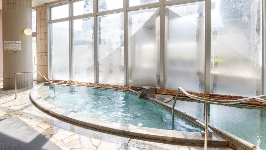 【大浴場】心ゆくまで、ごゆっくりと湯めぐりを…