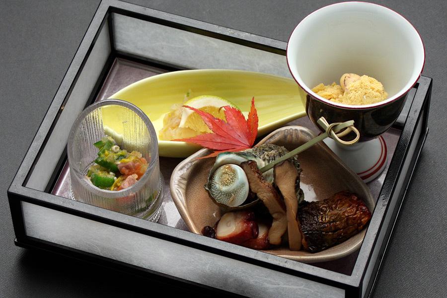 デラックス料理:前菜