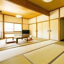 ≪本館和室7~14畳≫昔ながらの民宿の雰囲気を味わえる本館。