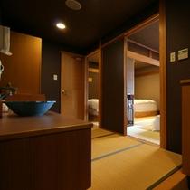 和洋室のお部屋一例