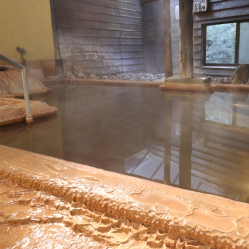 赤湯 内風呂 ①