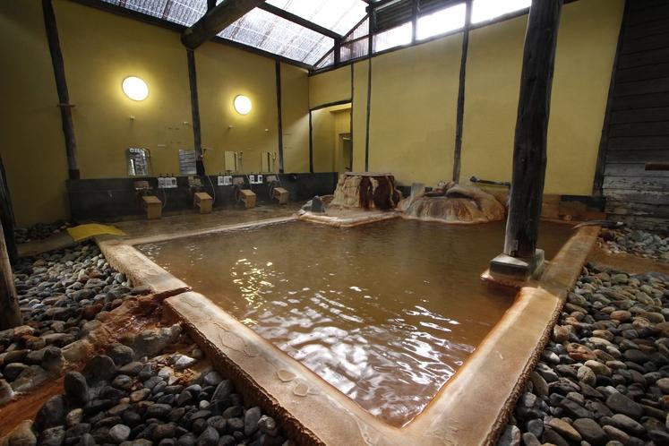 赤湯の内風呂