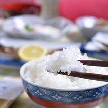 *ご朝食一例(和食)/栄養バランスの整った宿の朝ごはん。心に沁みわたる和食でお目覚め下さい。