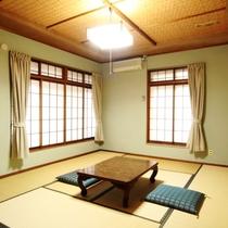 ☆客室_和室10畳_中岳