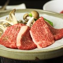 ☆料理_夕食_陶板焼き (2)