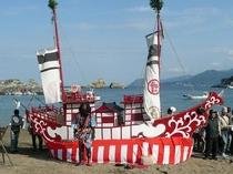 海賊料理祭り