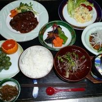 お料理一例(12月〜3月)