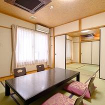 ■和室5畳+5畳