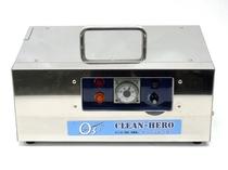 オゾン発生器で室内を除菌しております!
