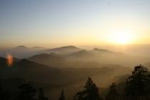 サンセットポイント『横手山パーキング』