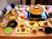 ある日の夕食・料理一例