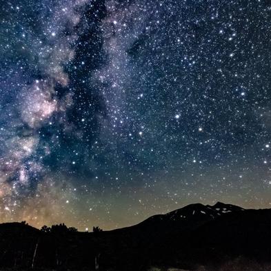 スターライトバスプラン☆標高1500mの高原で秘密の星空スポットへご案内!素泊まりプラン♪