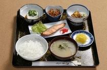 花巻トロン朝食(500円)