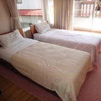 貸別荘ベッド