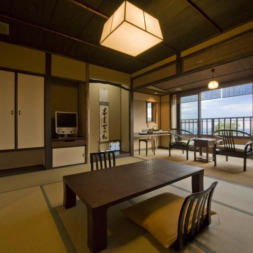 【雪タイプ/われもこう・ほおずき/81平米】3タイプの中で一番小さなお部屋タイプです。