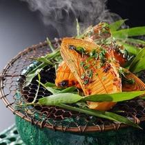 京都塚原物集女(もずめ)の筍 と香り豊かな木の芽焼き