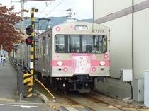 福島交通飯坂電車(飯坂線)