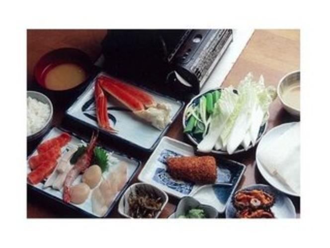 夕食(例2)