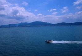琵琶湖(トリム)