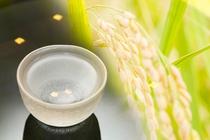 【アルコール】「日本酒(冷・燗)/白鶴」大:550円 小:350円 ※冷酒550円