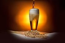 【アルコール】「瓶ビール/アサヒスーパードライ・キリンラガー」中瓶:550円