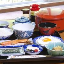 *【朝食】地元の契約農家から仕入れるお米が美味しいと、お客様からお声を頂いています。
