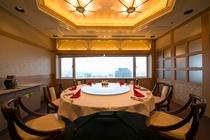 チャイナテーブル個室